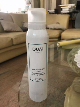 OUAI Haircare Dry Shampoo Foam Shampooing Sec Moussant