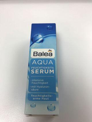 Balea AQUA水凝補水保濕亮澤護膚乳液