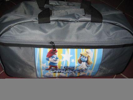 Smurf's Travel Bag