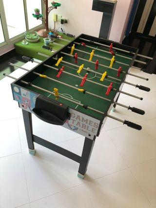 4 in 1 Table Soccer / Table Tennis/ Billiards / Air Hockey Game Table