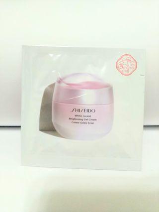 🚚 資生堂國際櫃 激透光水乳霜 1.5ml