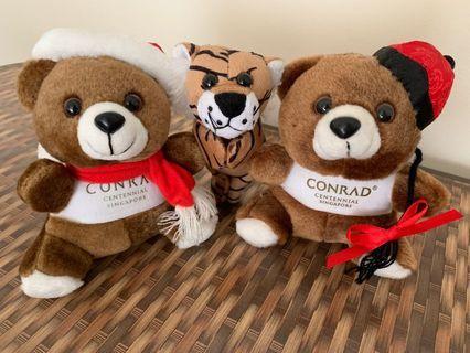 🚚 Conrad bears