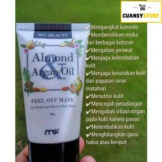 Almond Argan Oil