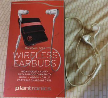 🚚 Plantronics Backbeat Go 2 #Endgameyourexcess