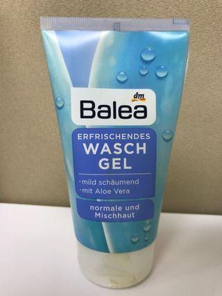 Balea蘆薈精華溫和洗面奶潔面乳啫喱