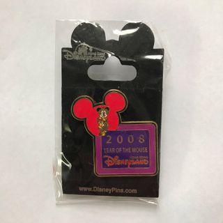 迪士尼2008襟章