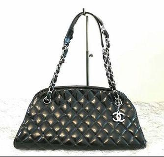 Chanel Mademoiselle Patent Bag