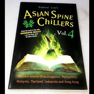 Asian spine chillers Vol 4 by Andrew Lee