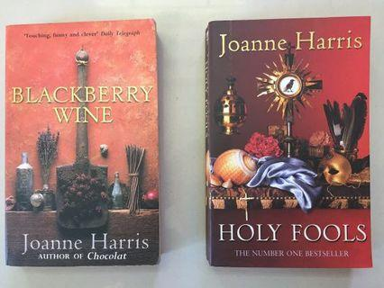 Blackberry Wine and Holy Fools by Joanne Harris