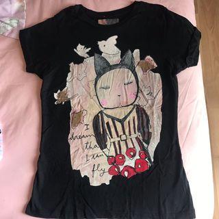 Kaos Zara // Zara Tshirt original
