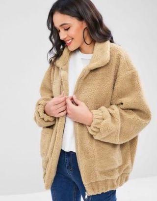 🚚 Teddy Coat Jacket