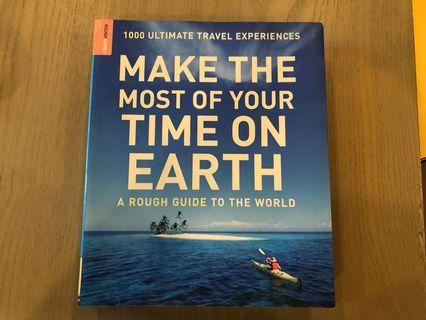 1000 ultimate travel experiences
