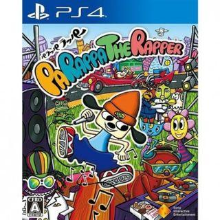 [NEW NOT USED] PS4 PaRappa The Rapper SONY PLAYSTATION SCE Music & Party Games