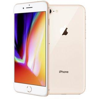 Brand New IPhone 8 64GB Gold (Non Activate Set)