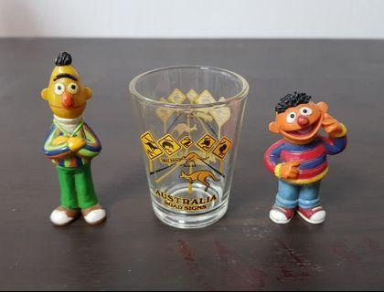 🚚 Shot Glass from Australia #EndgameYourExcess