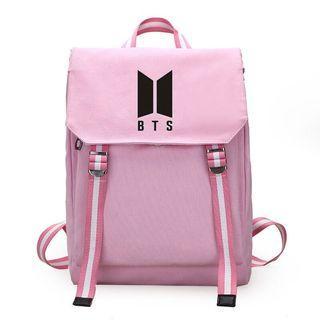 <Preorder>Pink BTS bagpack