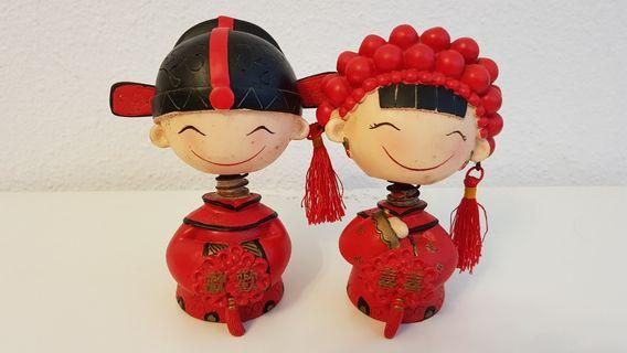 🚚 Give away wedding Dolls