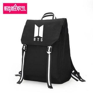 <Preorder> Black BTS backpack