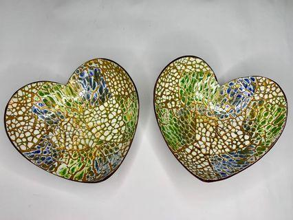 越南心形椰子碗$30/個