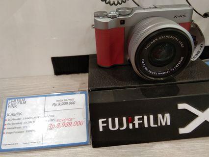 Fuji Film X-A5 Bisa Cicilan Tanpa Kartu Kredit