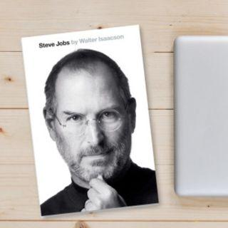 - IN STOCK - Steve Jobs Book by Walter Isaacson