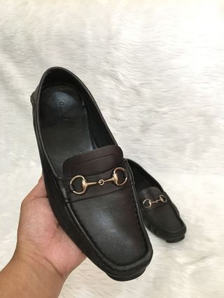 c39940bed6a Authentic Gucci Loafers Women Size 36.5