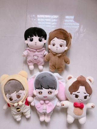 EXO Dolls