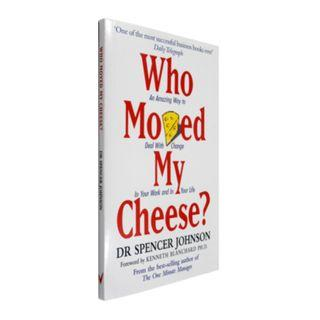 - IN STOCK - Who Moved My Cheese book by Dr Spencer Johnson