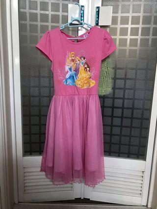 Disney princess dress age 6