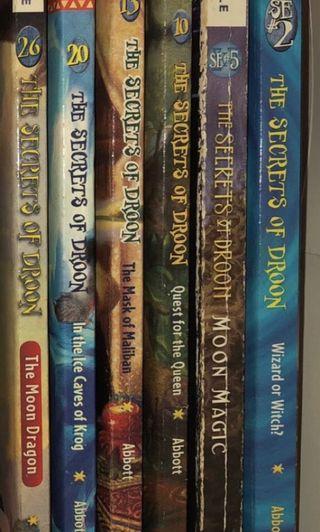 Secret doom books