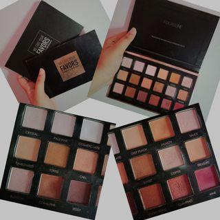 Eyeshadow Pallete Focallure