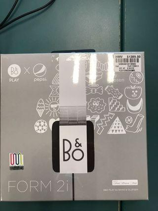 B & O PLAY Form 2i 頭戴式耳機