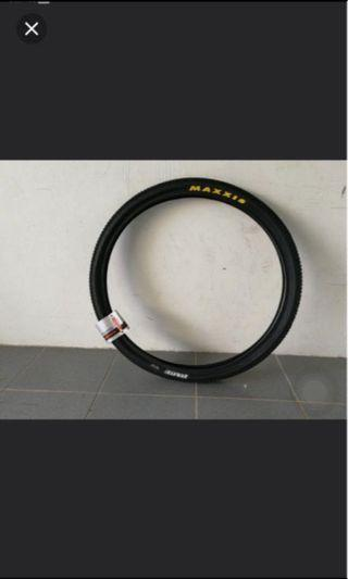 """In stock! Brand new Maxxis pace tyre 26"""" x 2.10"""