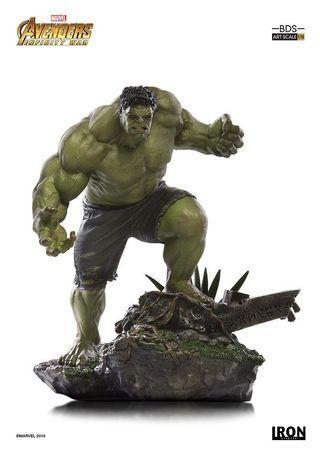Iron Studios Hulk Infinity War