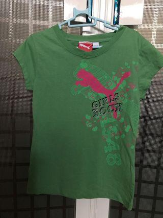 Puma T shirt  100% new age 5
