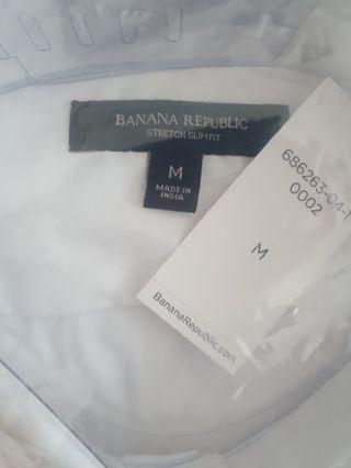 Banana Republic SLIM FIT Stretch Shirt