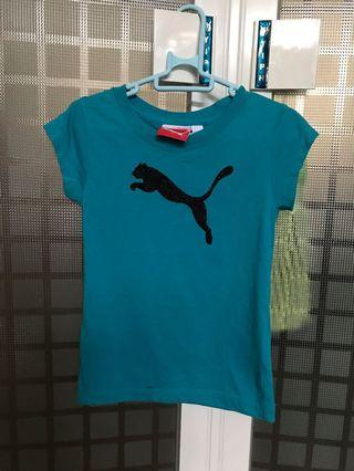 Puma T shirt 100% new age 3