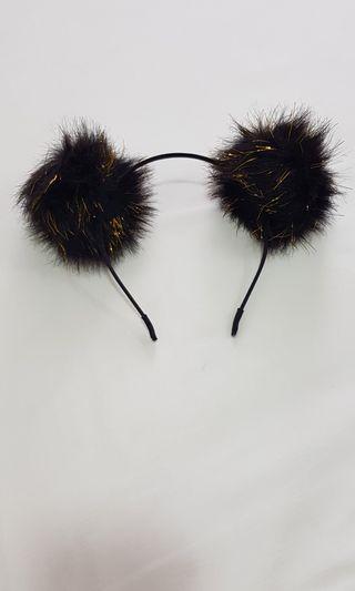🚚 Cute Mickey Hair Band