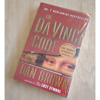 - IN STOCK - The Da Vinci Code book by Dan Brown
