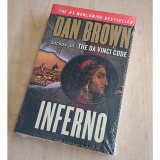 - IN STOCK - Inferno book by Dan Brown