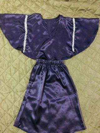 Baju kurung kelawar/ kids. Raya outfit!! Baby girl