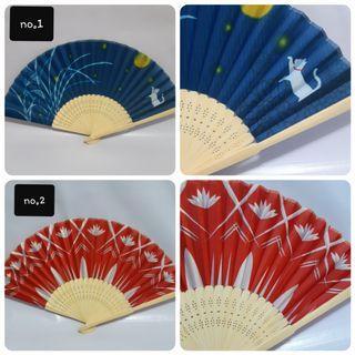 Kipas Jepang Cantik/folding fan/souvenir japan