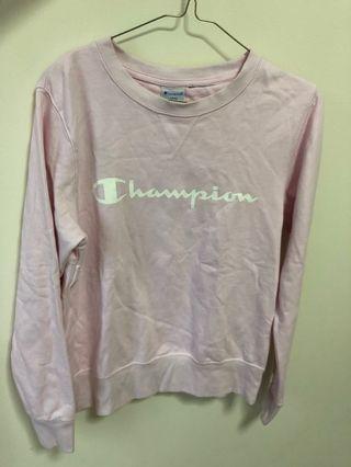 (REPRICE) Champion x Skechers Sweatshirt Pink