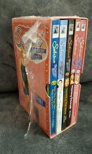 🚚 Sabrina The Teenage Witch: 5 in 1 set