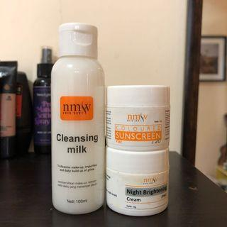 NMW Skin Care - Cleansing Milk