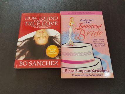 Bo Sanchez Book Bundle (Love)