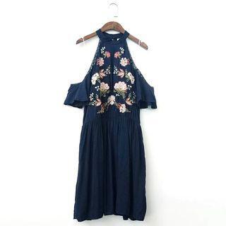 BrandNew off Shoulder Floral Dress