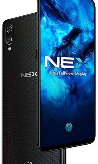 Brand New Vivo Nex Dual Disaply 10GB Ram+128GB PolarBlue