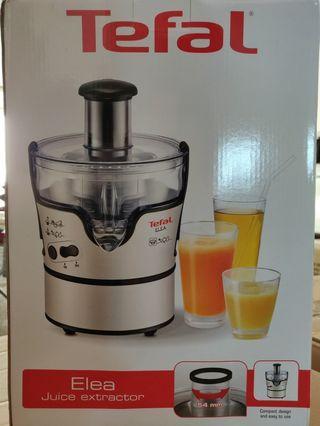 NEW Tefal Elea Juice Extractor