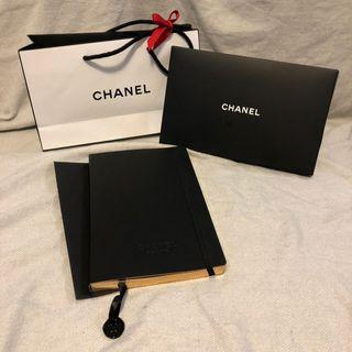 🌻 authentic new Chanel notebook vip gift